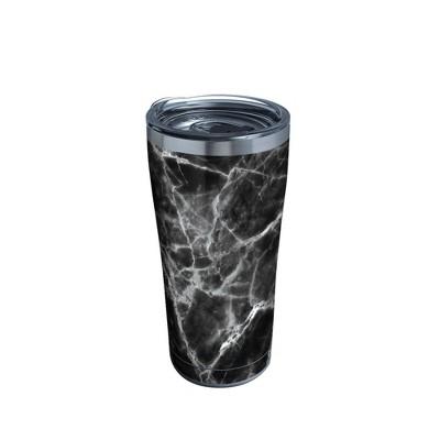 Tervis 20oz Stainless Steel Tumbler - Black Marble