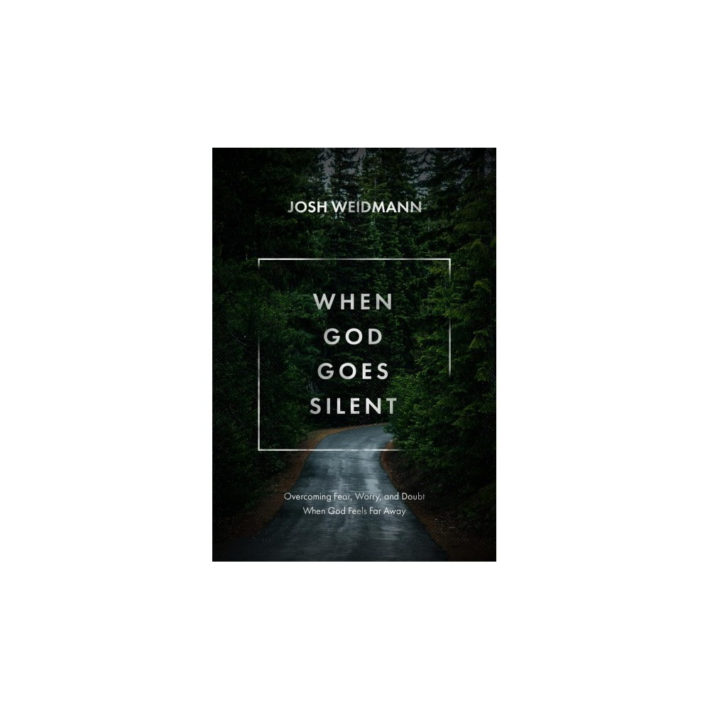 When God Goes Silent : Overcoming Fear, Worry, and Doubt When God Feels Far Away - (Paperback)