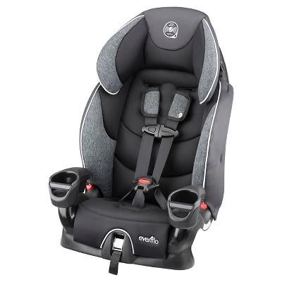 Evenflo Maestro Harness Booster Seat Car Seat - Aspen Skies