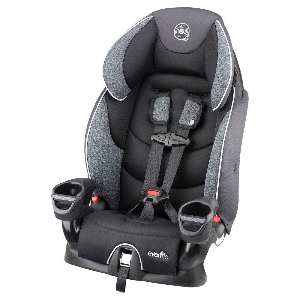Evenflo Maestro Harness Booster Seat Car Seat - Aspen Skies