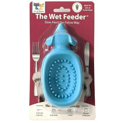 Ethical Pet Doc. & Phoebe Cat Wet Food Dish 1ct