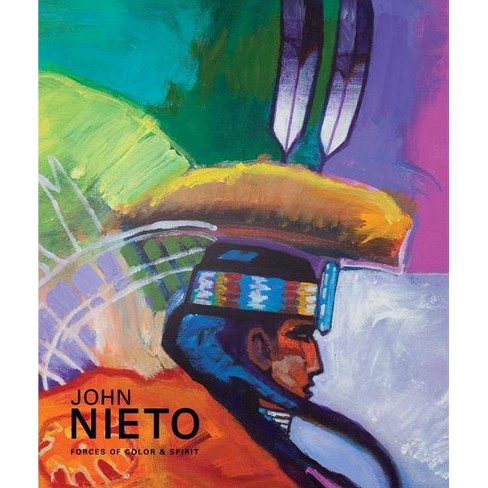 John Nieto - by  Susan Hallsten McGarry (Hardcover) - image 1 of 1