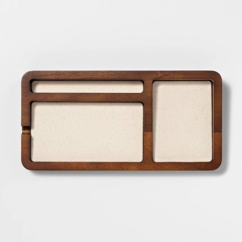 Acacia Wood Valet Tray - Goodfellow & Co™ - image 1 of 4