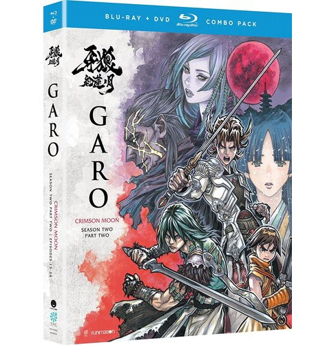 Garo:Crimson Moon Season Two Part Two (Blu-ray) - image 1 of 1