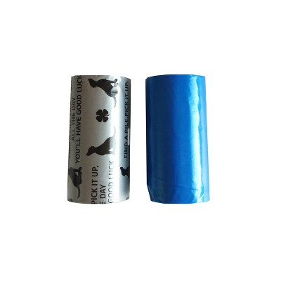 Dog Waste Disposal Bags Refill for Bag Dispenser - 16 Rolls - 240ct - Up&Up™