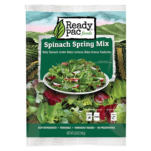 Ready Pac Spinach Spring Mix - 5.25oz - image 1 of 1