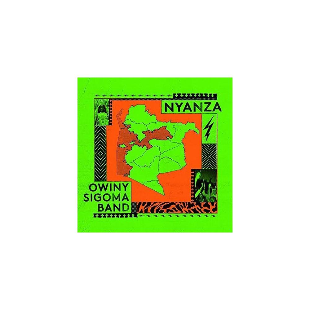 Owiny Sigoma Band - Nyanza (Vinyl)