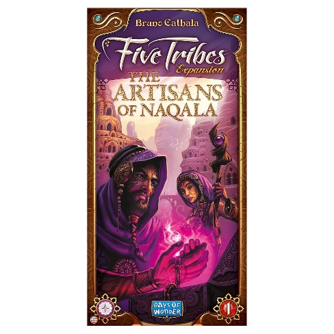 Five Tribes The Artisans of Naqala Expansion Board Game - image 1 of 2