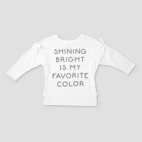 651328336eb Toddler Girls  Afton Street Long Sleeve Pullover - Heather Gray   Target