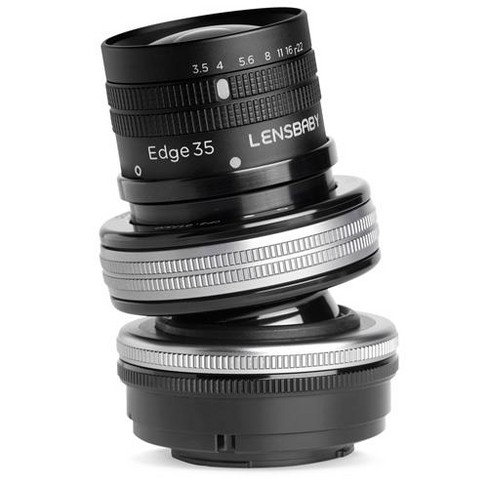 Lensbaby Composer Pro II with Edge 35 Optic for Micro 4/3 - image 1 of 4