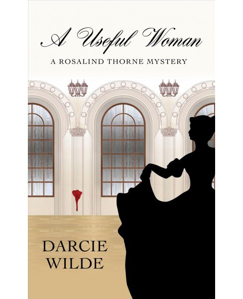 Useful Woman -  Large Print by Darcie Wilde (Paperback) - image 1 of 1