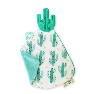 Malarkey Kids Munch-It Teether Blanket - Cacti Cutie Pie