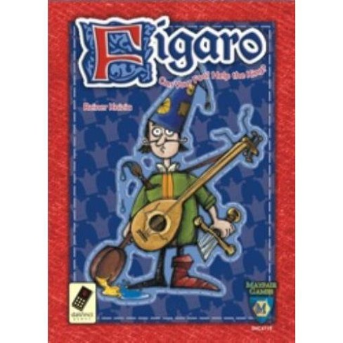 Figaro Board Game - image 1 of 1