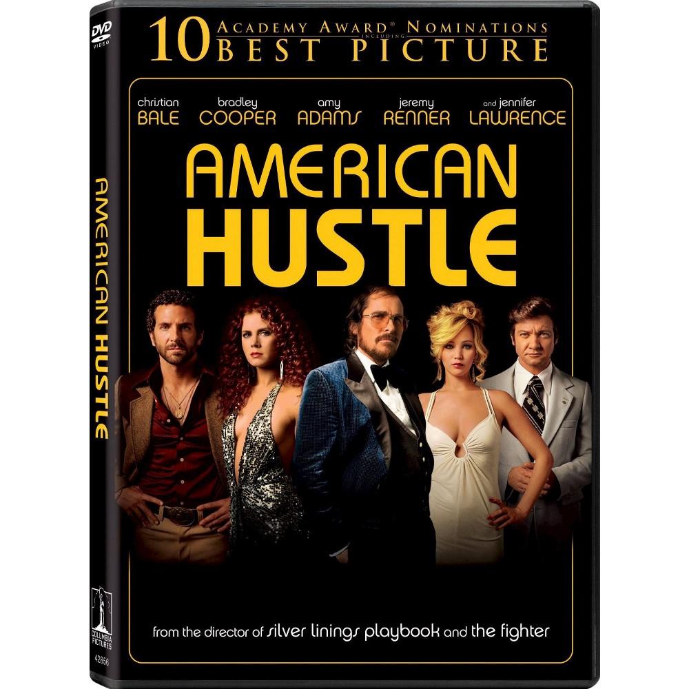 American Hustle Dvd Digital