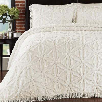 LaMont Home Arianna Bedspread Set - Ivory (King)