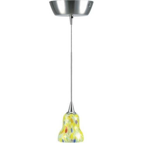 Lite Source LS-14091 Single Light Mini Pendant from the Carlota II Collection - image 1 of 1