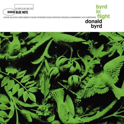 Donald Byrd - Byrd In Flight (Blue Note Tone Poet Series) (LP) (Vinyl)