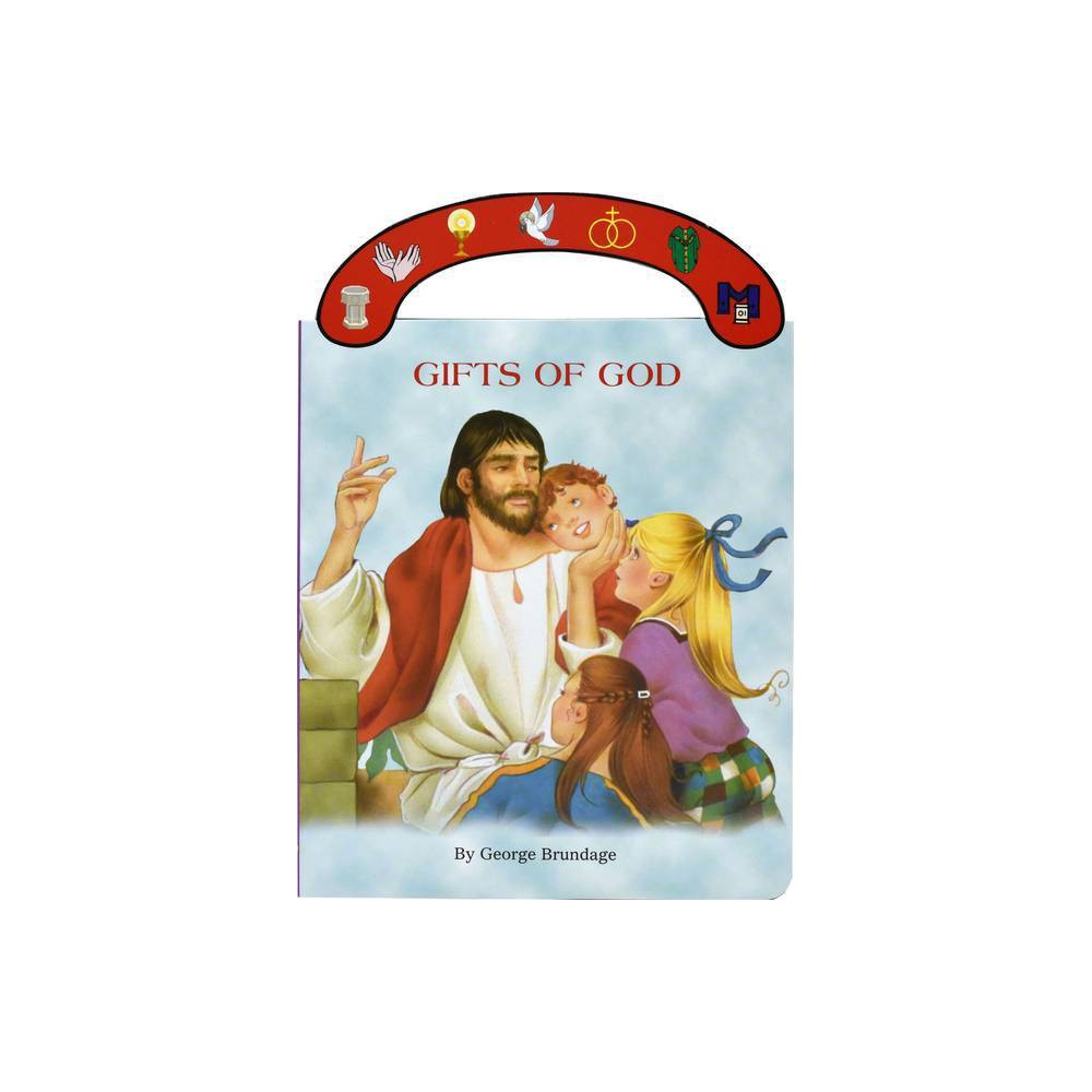 Gifts Of God St Joseph Board Books By George Brundage Board Book