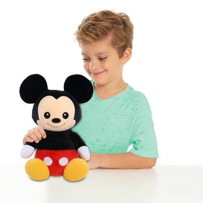 Mickey Mouse Weighted Plush