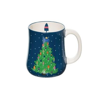 Gallerie II Christmas Tree Mug
