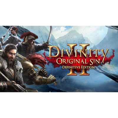 Divinity: Original Sin 2 Definitive Edition - Nintendo Switch (Digital)