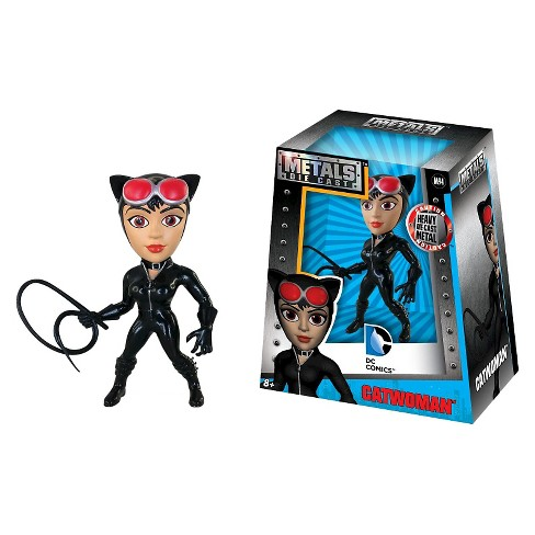 "Metals DC Comic Catwoman Action Figure 4"" - M370 - image 1 of 5"