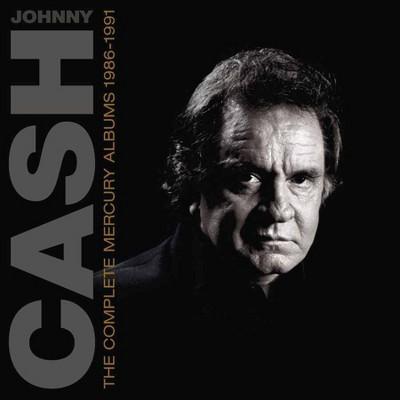 Johnny Cash - The Complete Mercury Albums (1986-1991) (7-LP Box Set) (Vinyl)