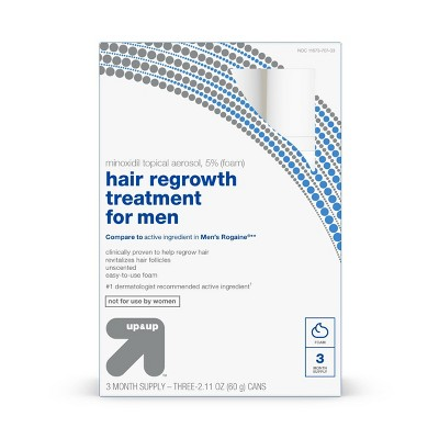 Hair Regrowth Treatment for Men - 2.11oz - up & up™