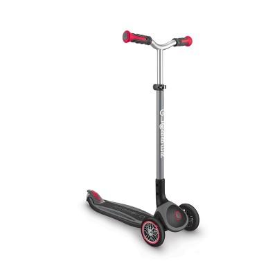 Globber Master Scooter - Black/Red