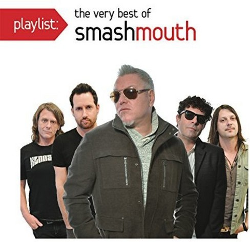 Smash mouth - Playlist:Best of smash mouth (CD) - image 1 of 1