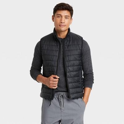 Men's Lightweight Puffer Jacket - Goodfellow & Co™