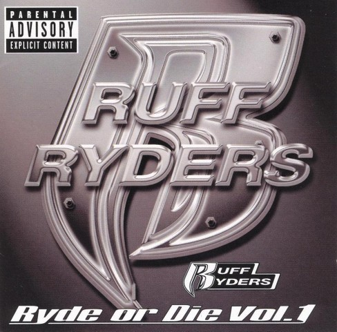 Various - Ryde or die compilation vol 1 [Explicit Lyrics] (CD) - image 1 of 1