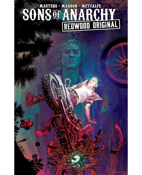 Sons of Anarchy Redwood Original 2 -  by Ollie Masters (Paperback) - image 1 of 1