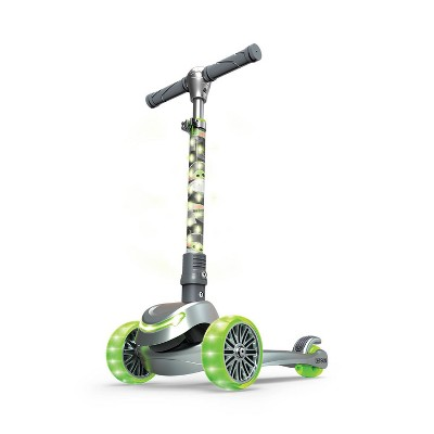 Disney Baby Yoda 3 Wheel Kick Scooter - Gray