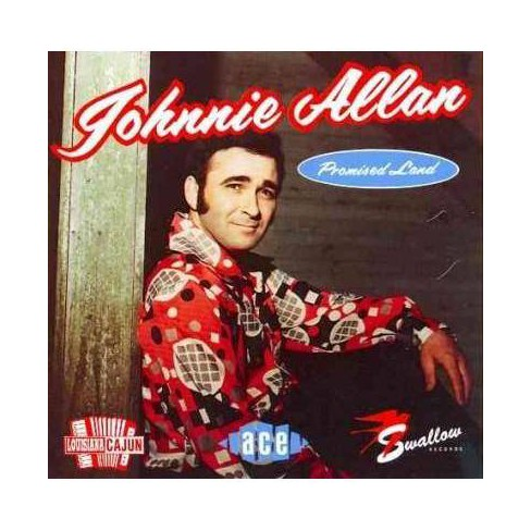 Johnnie Allan - Promised Land (CD) - image 1 of 1