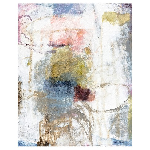 Exposed I Unframed Wall Canvas Art - (24X30) - image 1 of 1