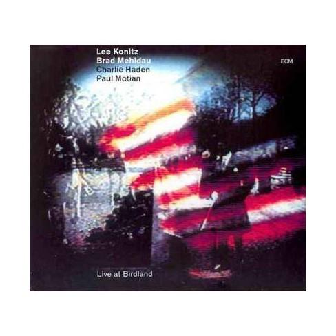 Lee Konitz - Live At Birdland (CD) - image 1 of 1
