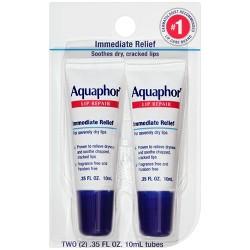 Aquaphor Immediate Relief Lip Repair Balm