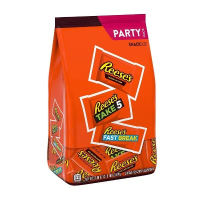 Reese's Snack Size Club Mix - 32.6oz
