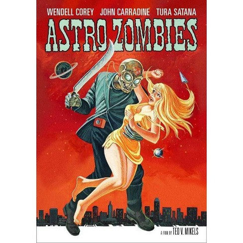 The Astro-zombies (DVD) - image 1 of 1