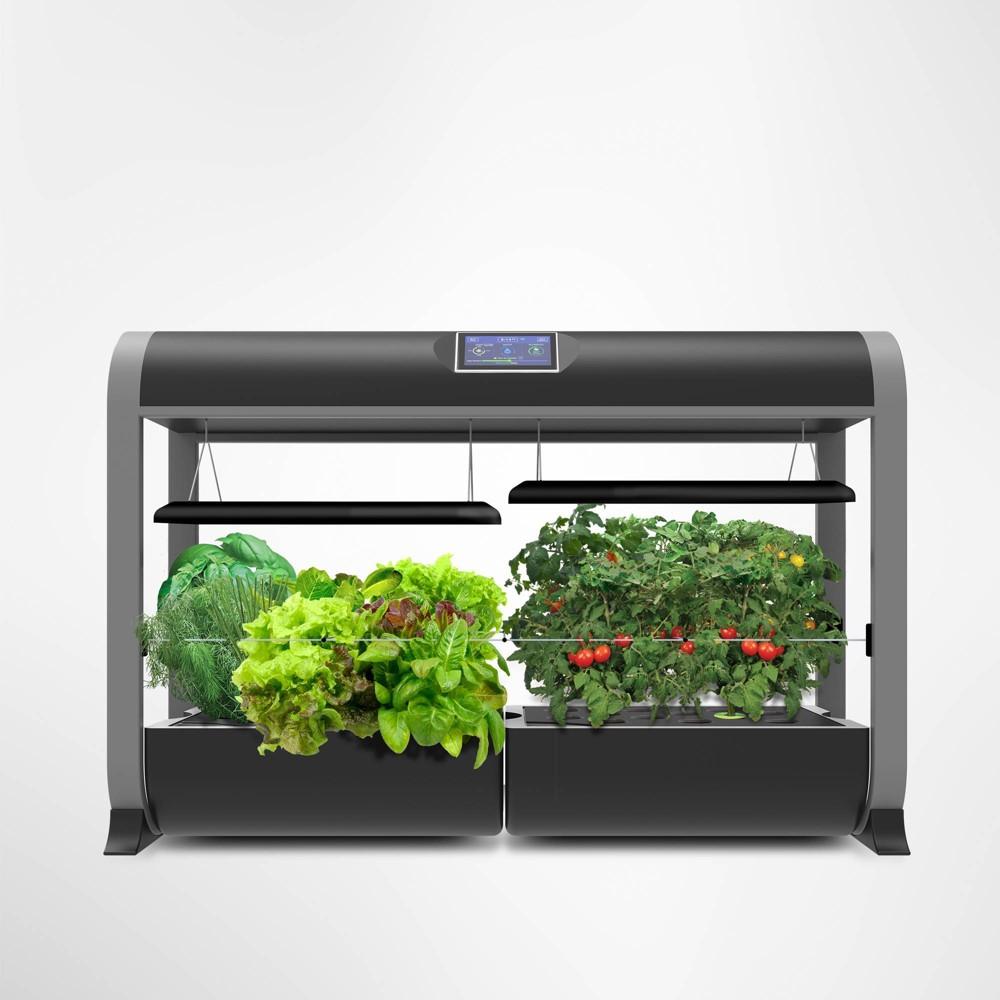 Image of AeroGarden Farm With Salad Bar Seed Kit Black