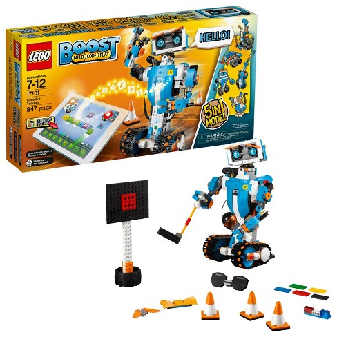 LEGO BOOST Creative Toolbox 17101 - image 1 of 4