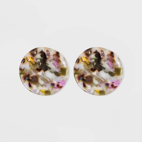 Acrylic Earrings - A New Day™ - image 1 of 2