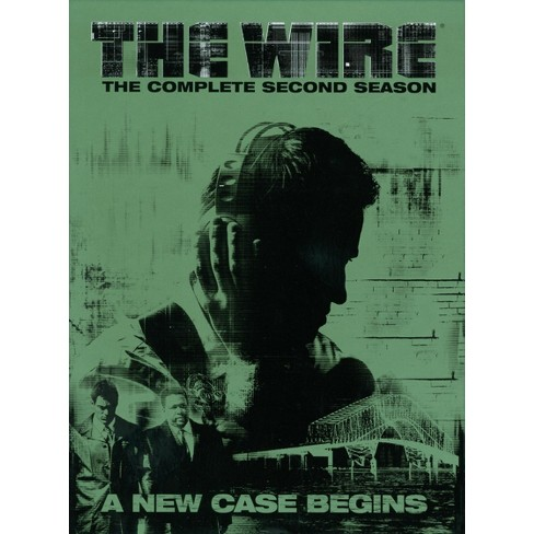 The Wire: The Complete Second Season (5 Discs) (dvd_video) - image 1 of 1