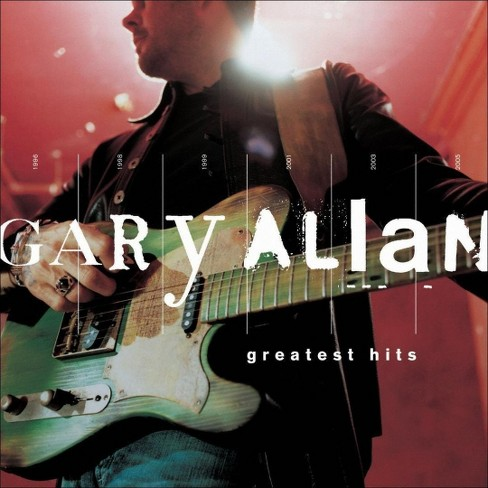 Gary Allan - Greatest Hits (CD) - image 1 of 2