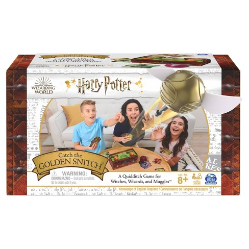 Harry Potter Catch the Snitch Game - image 1 of 4