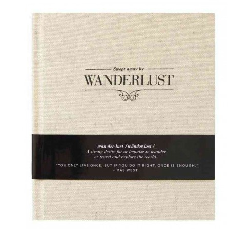 Swept Away by Wanderlust (Hardcover) - image 1 of 1