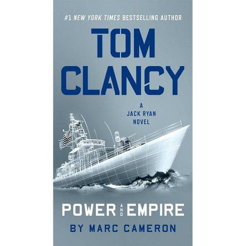 Tom Clancy Power and Empire - (Jack Ryan Novel) by  Marc Cameron (Paperback) - image 1 of 1