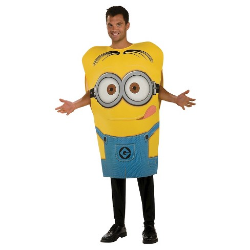 Men's Minion Dave Costume One Size - image 1 of 1