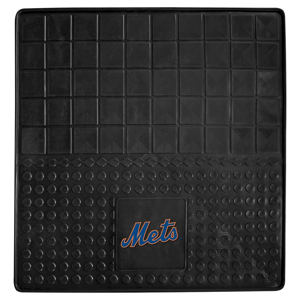 New York Mets Heavy Duty Cargo Mat, Black